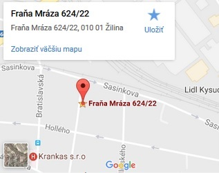 mapa autopluh.sk